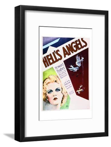 Hell's Angels--Framed Art Print