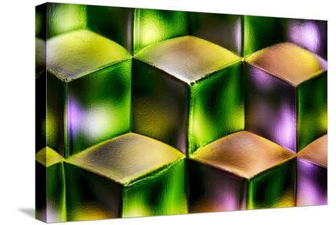 Cubes-Ursula Abresch-Stretched Canvas Print