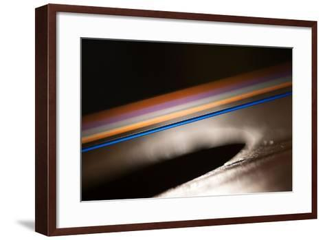 Blue String-Ursula Abresch-Framed Art Print