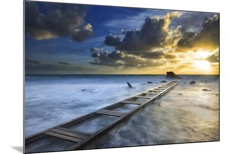 Sunset-Marco Carmassi-Mounted Photographic Print