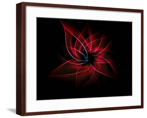 Twirl-Margaret Morgan-Framed Art Print