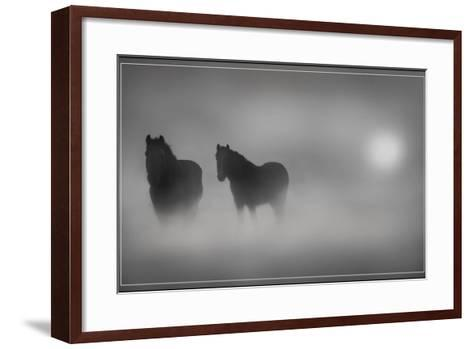 Monochrome Moods-Adrian Campfield-Framed Art Print