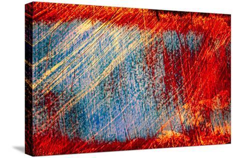 Scratches-Ursula Abresch-Stretched Canvas Print
