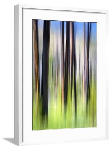 The Burn-Ursula Abresch-Framed Art Print
