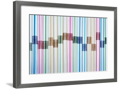 The Wave-Ursula Abresch-Framed Art Print