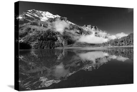 Beautiful Place for Dream Bw-Philippe Sainte-Laudy-Stretched Canvas Print