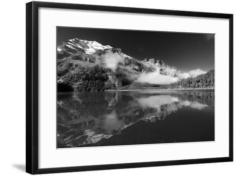 Beautiful Place for Dream Bw-Philippe Sainte-Laudy-Framed Art Print