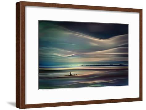 Orcas-Ursula Abresch-Framed Art Print