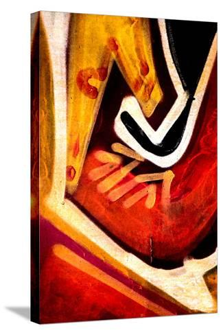 Tribal 2-Ursula Abresch-Stretched Canvas Print