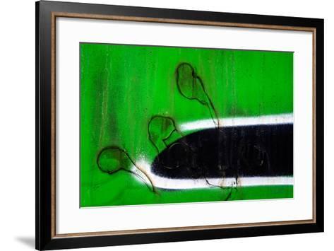 Three-Ursula Abresch-Framed Art Print