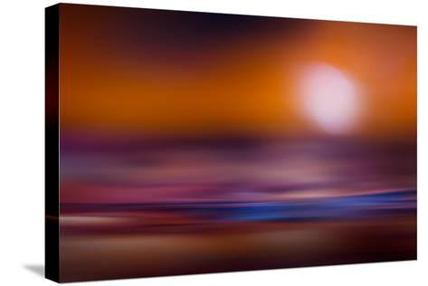 Sundown-Ursula Abresch-Stretched Canvas Print