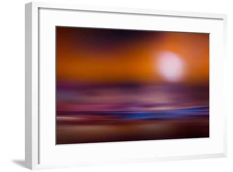 Sundown-Ursula Abresch-Framed Art Print