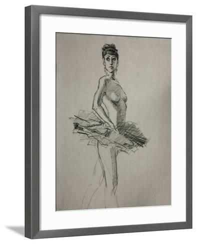 Will Give You a Part of Her-Nobu Haihara-Framed Art Print