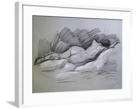 Only a Fool Would Let You Back In-Nobu Haihara-Framed Art Print