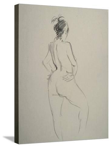 For Sentimental Reasons-Nobu Haihara-Stretched Canvas Print