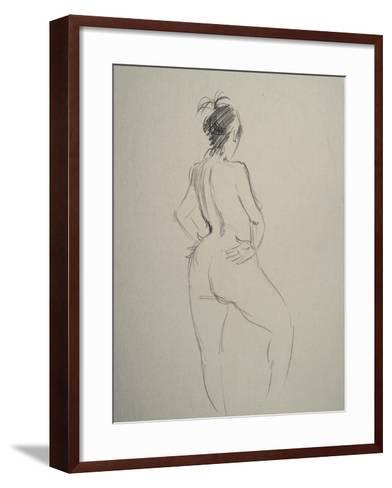 For Sentimental Reasons-Nobu Haihara-Framed Art Print