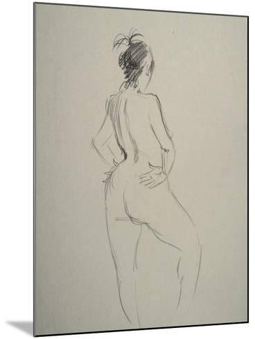 For Sentimental Reasons-Nobu Haihara-Mounted Giclee Print