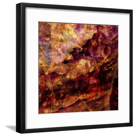Soil-Meiya Y-Framed Art Print