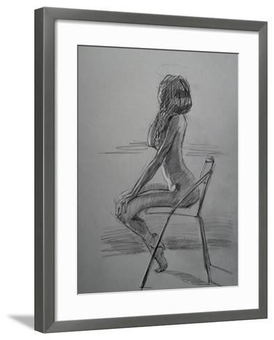Rather Be Happy-Nobu Haihara-Framed Art Print