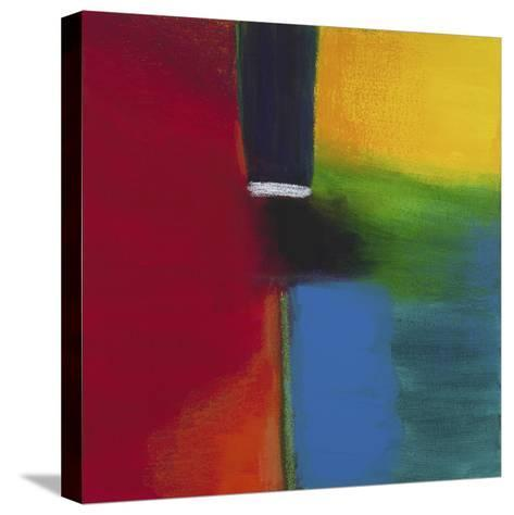 Radiant III-Sisa Jasper-Stretched Canvas Print