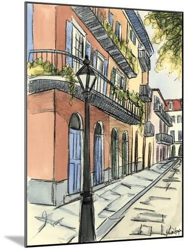 Sketches of Downtown I-Ethan Harper-Mounted Art Print