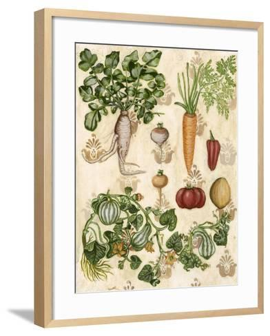 Edible Botanical I-Naomi McCavitt-Framed Art Print