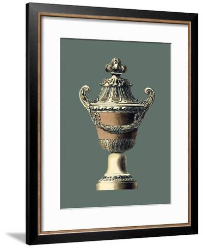 Classical Urn I-Vision Studio-Framed Art Print