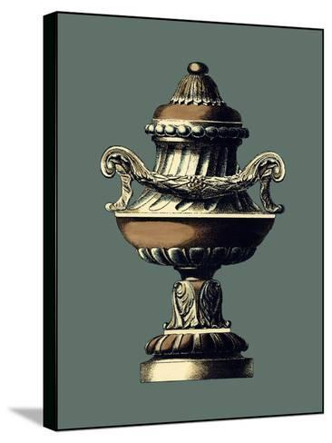 Classical Urn IV-Vision Studio-Stretched Canvas Print