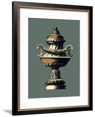 Classical Urn IV-Vision Studio-Framed Art Print