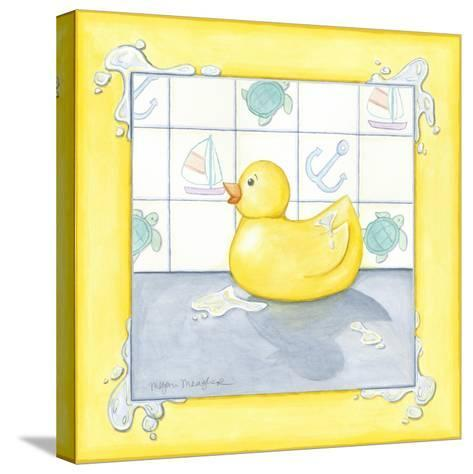 Rubber Duck II--Stretched Canvas Print