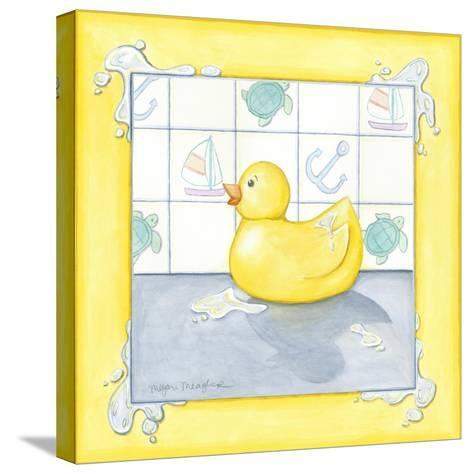 Small Rubber Duck II--Stretched Canvas Print