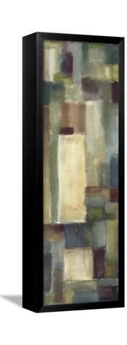 Trace Echoes V--Framed Canvas Print