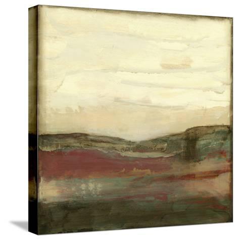 Horizon III-Jennifer Goldberger-Stretched Canvas Print
