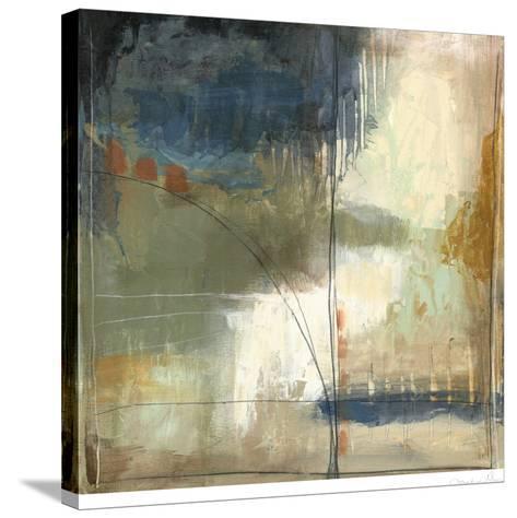 Maritime Vision I-Jennifer Goldberger-Stretched Canvas Print