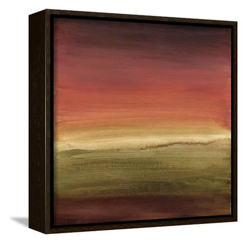 Abstract Horizon I-Ethan Harper-Framed Canvas Print