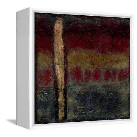 Moonlit Forest IV-Jennifer Goldberger-Framed Canvas Print