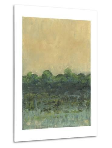 Viridian Marsh II-J^ Holland-Metal Print