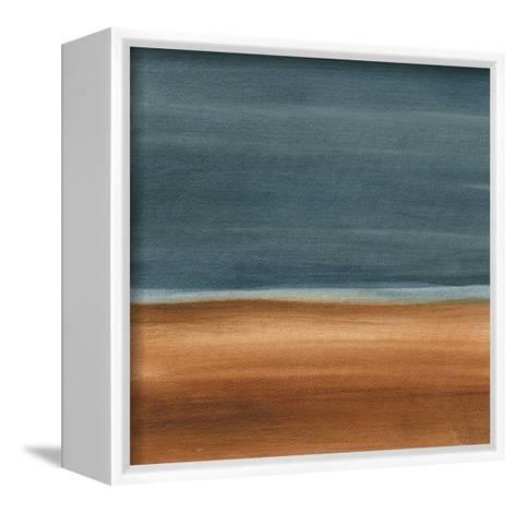 Coastal Vista Vii-Ethan Harper-Framed Canvas Print