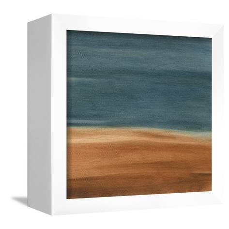 Coastal Vista IX-Ethan Harper-Framed Canvas Print