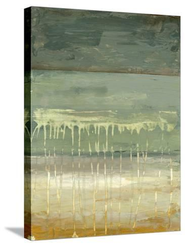 Marine Abstract I-Jennifer Goldberger-Stretched Canvas Print