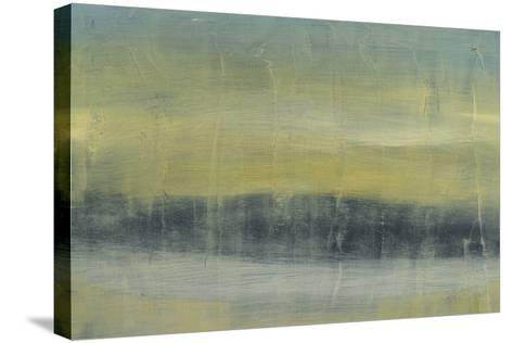 Abstracted Skyline II-Jennifer Goldberger-Stretched Canvas Print