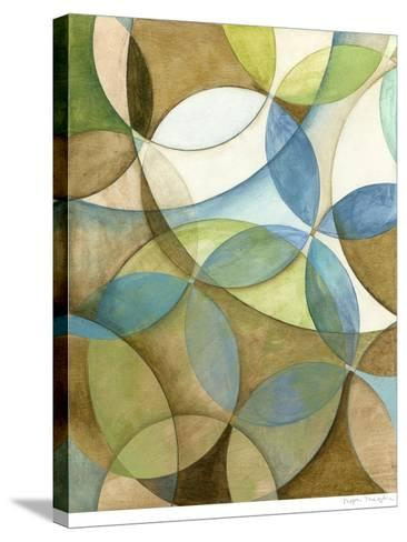 Circulate I-Megan Meagher-Stretched Canvas Print
