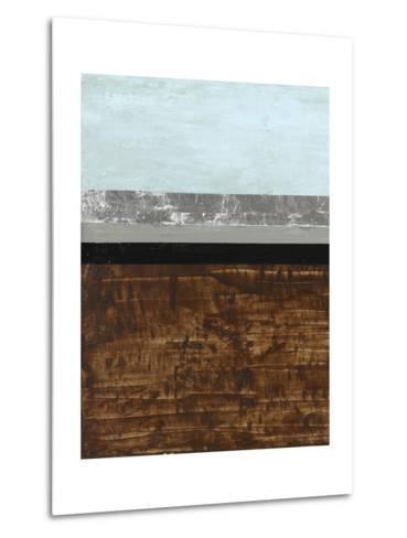 Textured Light I-Natalie Avondet-Metal Print