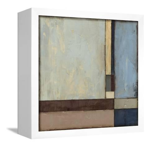 Earth, Steel and Sky I-Jennifer Goldberger-Framed Canvas Print
