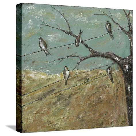 Where One or More are Gathered-Jade Reynolds-Stretched Canvas Print