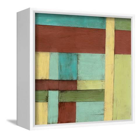 Driftwood IV-Jennifer Goldberger-Framed Canvas Print