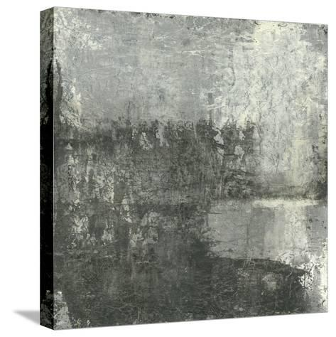 Gray Abstract III-Elena Ray-Stretched Canvas Print