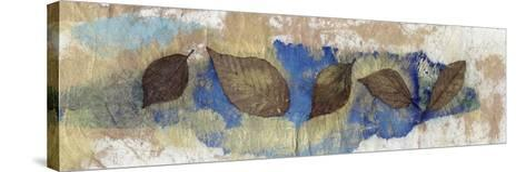 Leaf Banner III-Elena Ray-Stretched Canvas Print