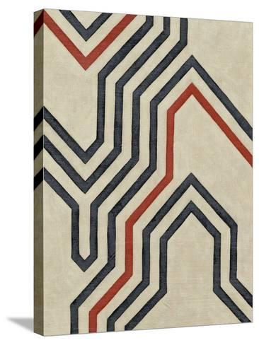 Diversion II-Chariklia Zarris-Stretched Canvas Print