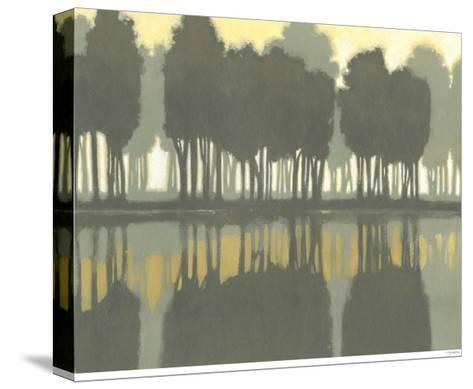 Lake at Dawn I-Norman Wyatt Jr^-Stretched Canvas Print